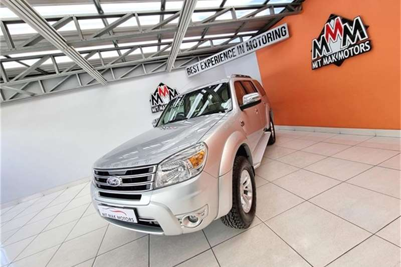 Used 2012 Ford Everest 3.0TDCi XLT