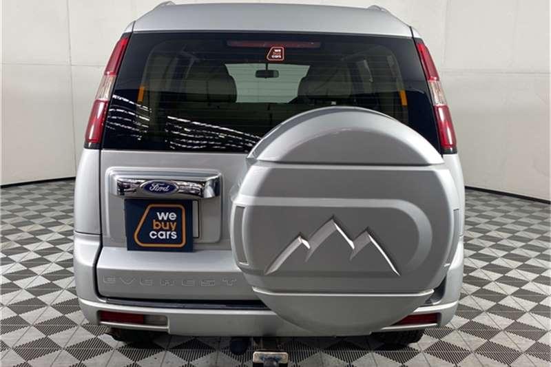2012 Ford Everest Everest 3.0TDCi XLT