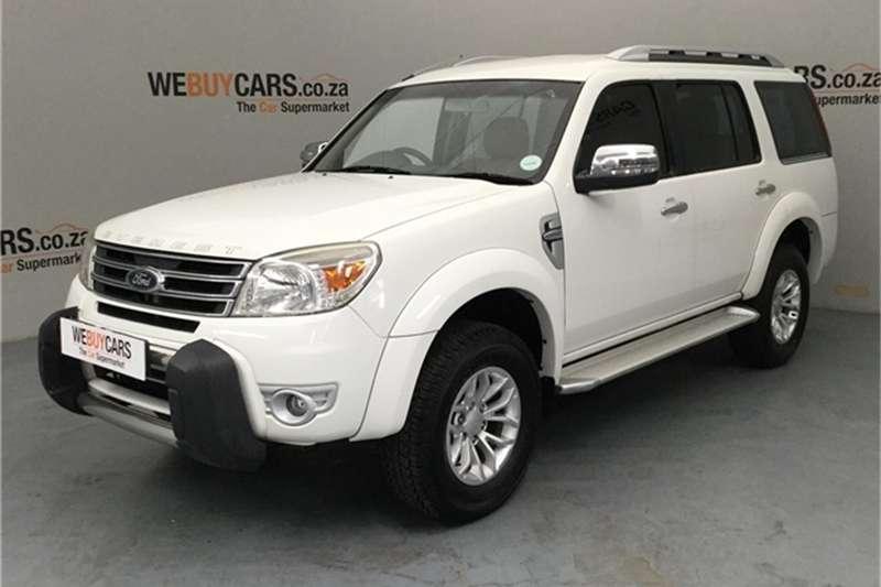 Ford Everest 3.0TDCi XLT 2013