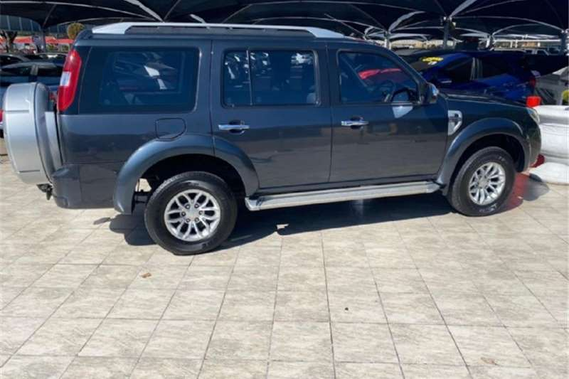 Used 2013 Ford Everest 3.0TDCi XLT