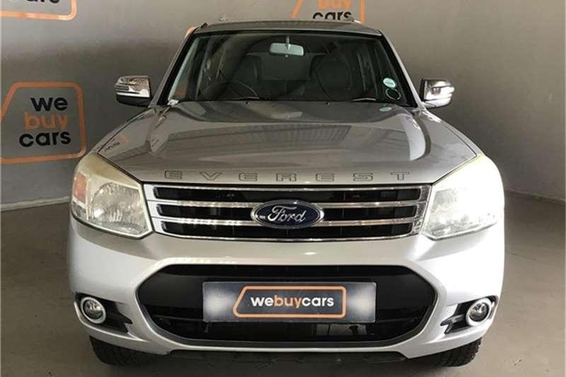 Ford Everest 3.0TDCi XLT 2014