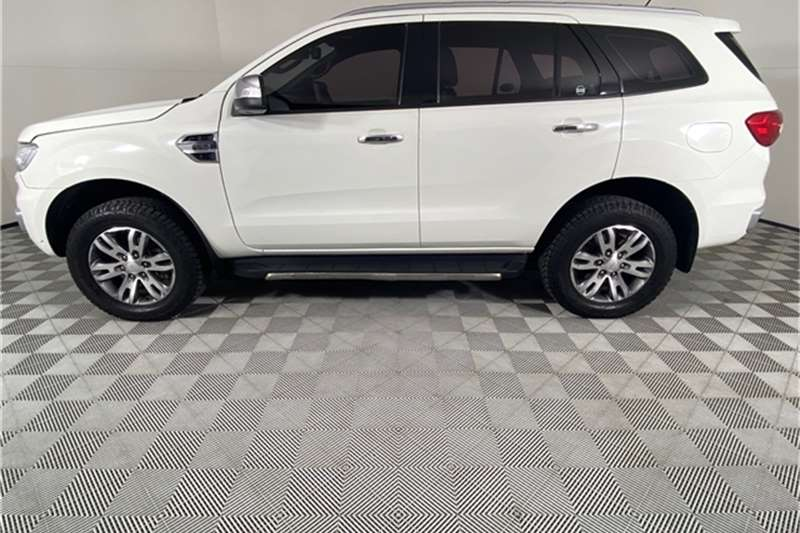Used 2015 Ford Everest 3.2 4WD Limited