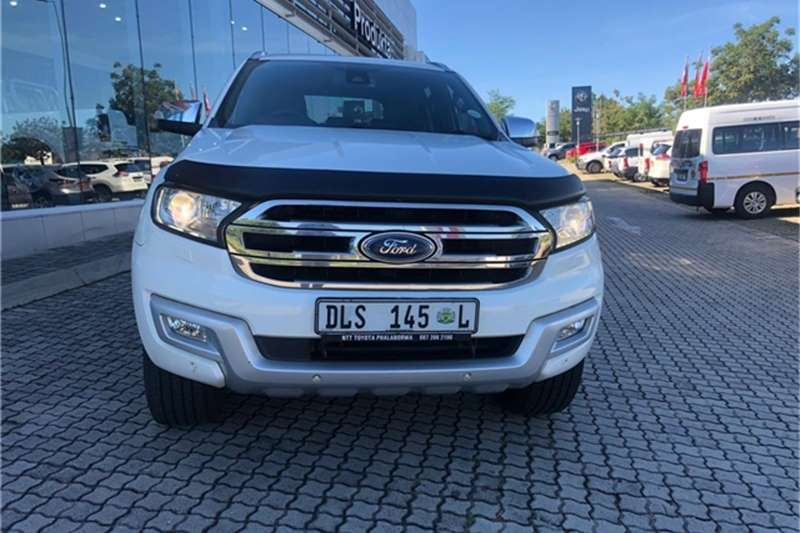 Ford Everest 3.2 4WD Limited 2016