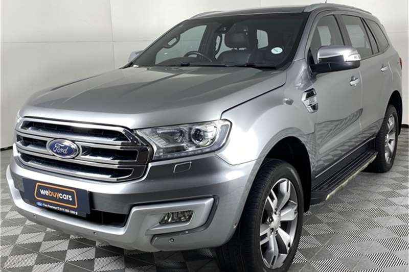 Used 2016 Ford Everest 3.2 4WD Limited