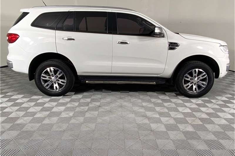 2016 Ford Everest Everest 3.2 4WD Limited