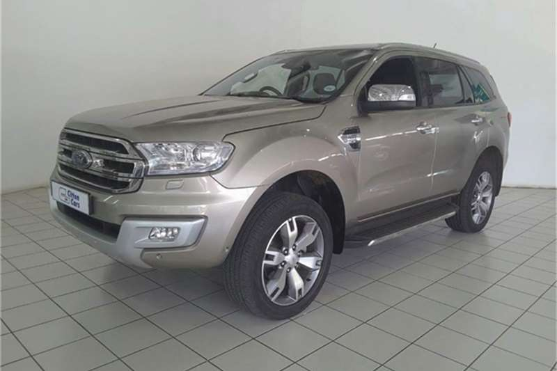 Ford Everest 3.2 4WD Limited 2017