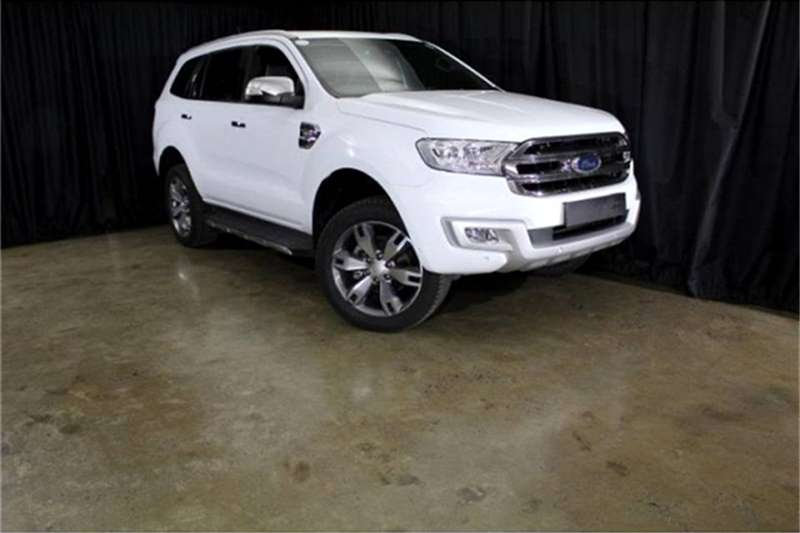 Ford Everest 3.2 4WD Limited 2018