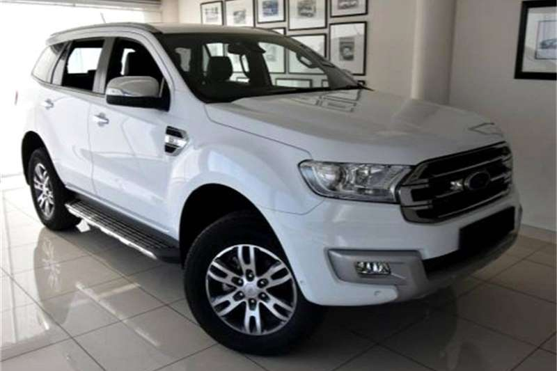 Ford Everest 3.2 4WD Limited 2019