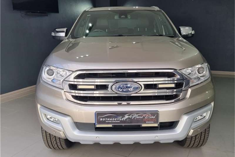 Used 2019 Ford Everest 3.2 4WD Limited