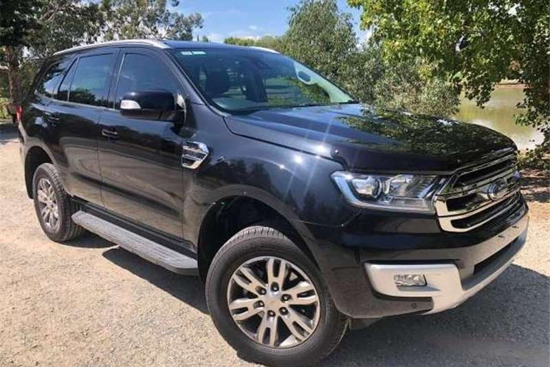 Ford Everest 3.2 4WD XLT 2012