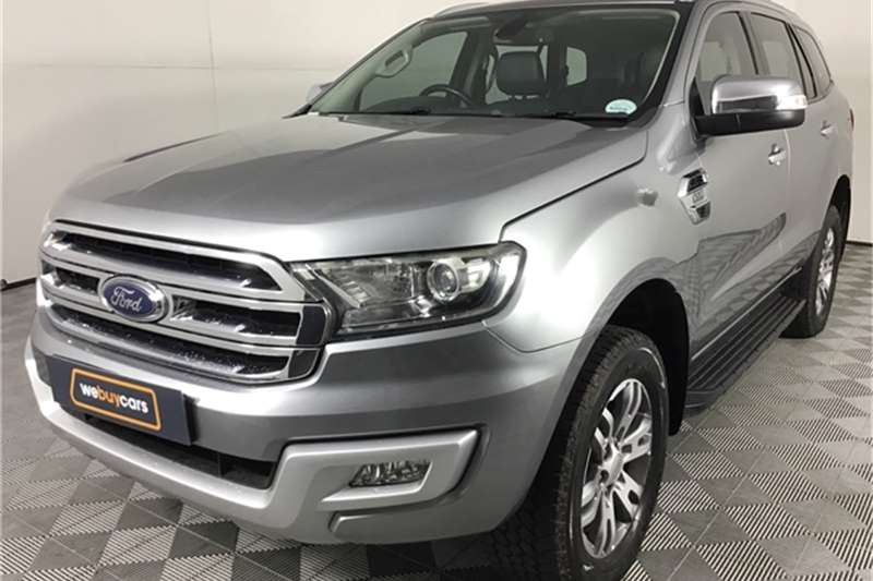 Used 2015 Ford Everest 3.2 4WD XLT