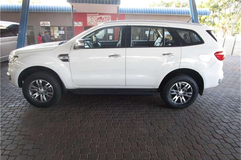 Used 2016 Ford Everest 3.2 4WD XLT