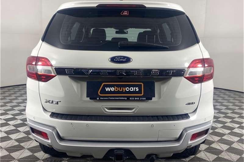 2016 Ford Everest Everest 3.2 4WD XLT