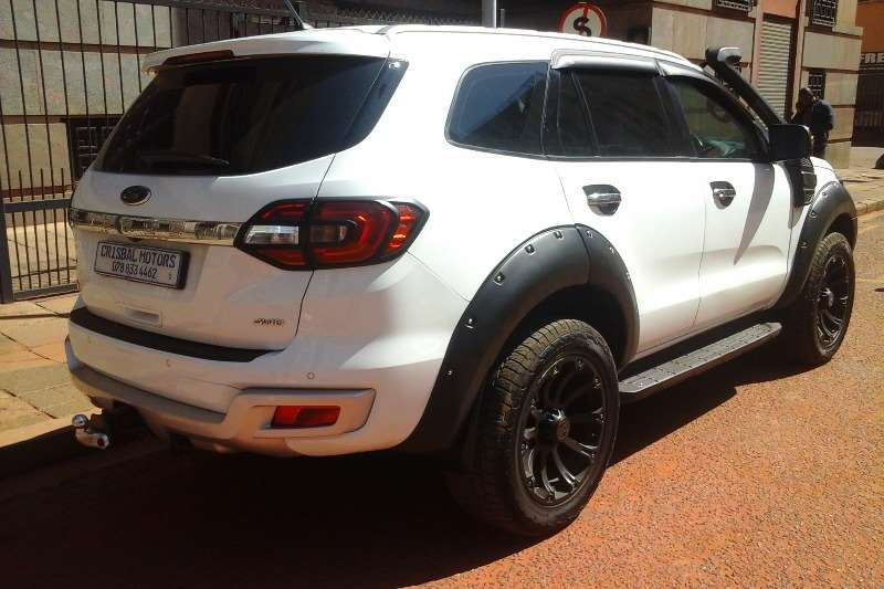 Used 2017 Ford Everest 3.2 4WD XLT