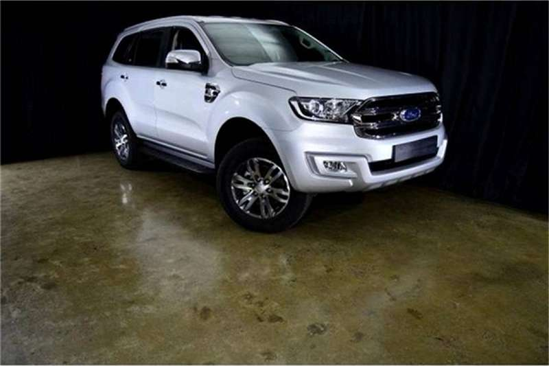 Ford Everest 3.2 4WD XLT 2018