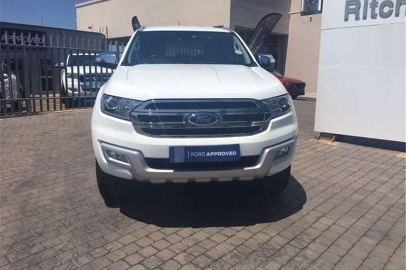 2018 Ford Everest Everest 3.2 4WD XLT