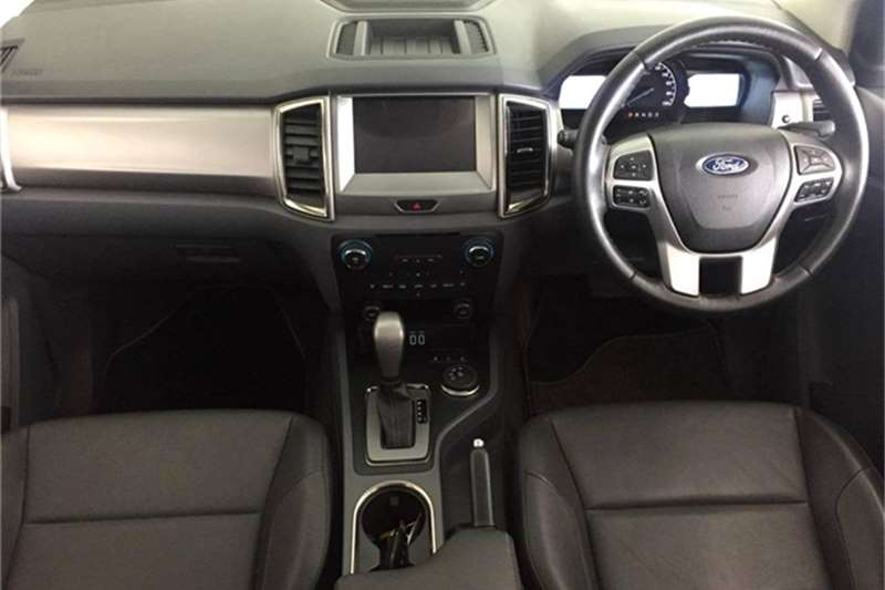Ford Everest 3.2 4WD XLT 2019