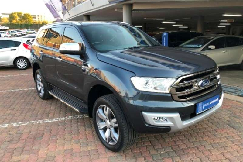 Ford Everest 3.2 LTD 4X4 A/T 2018