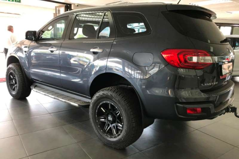 Ford Everest 3.2 TDCi XLT 4X4 A/T 2018