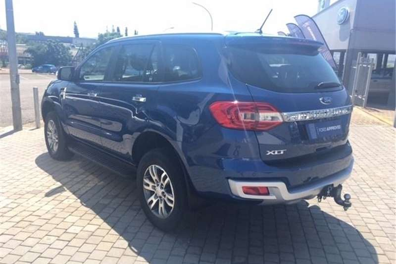 Ford Everest 3.2 TDCi XLT 4X4 A/T 2019