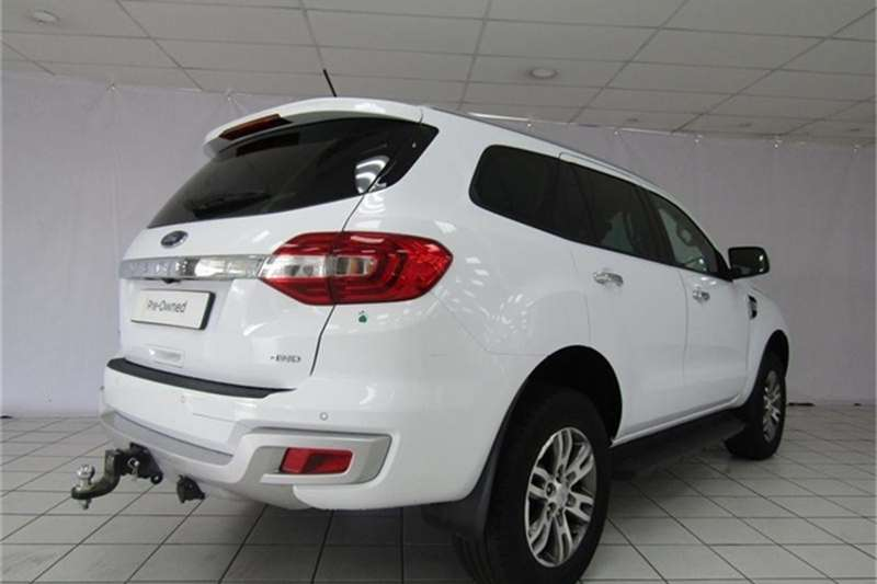 Ford Everest 3.2 TDCi XLT 4X4 A/T 2020