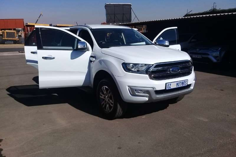 Ford Everest 3.2 TDCi XLT A/T 2018