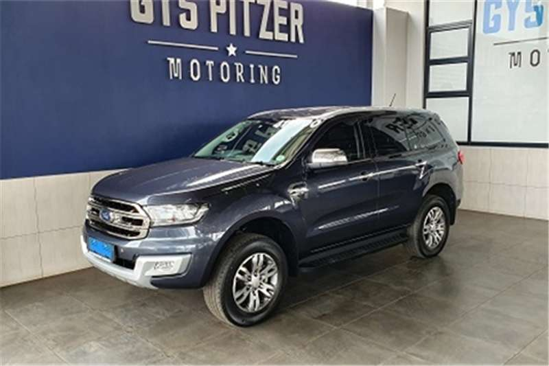 Ford Everest 3.2 XLT 2017