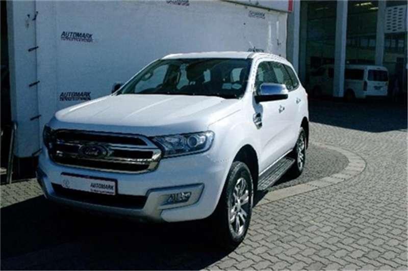 Ford Everest 3.2 XLT 2018