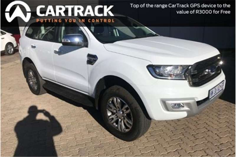 Ford Everest 3.2 XLT 2018