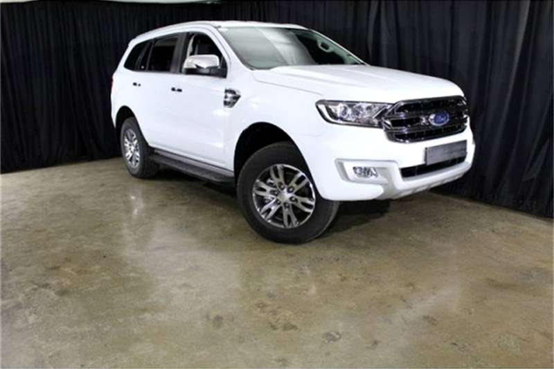 Ford Everest 3.2 XLT 2019