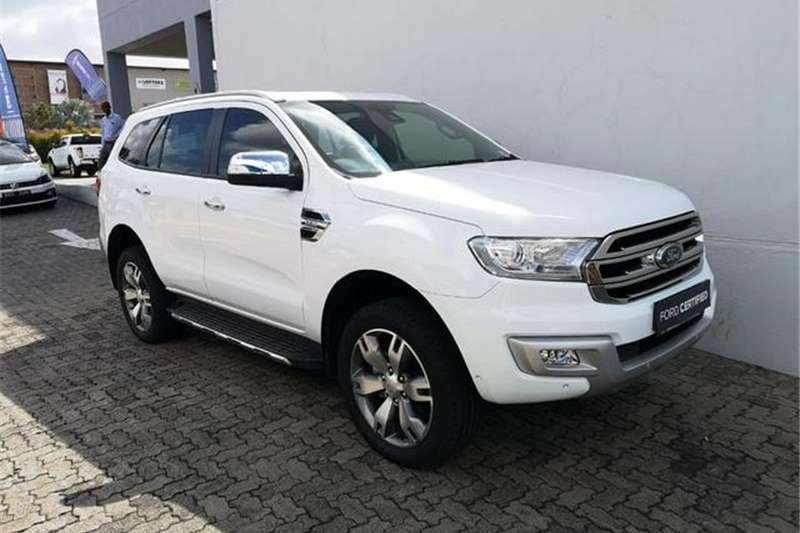 Ford Everest 3.2TDCi 4WD Limited 2019