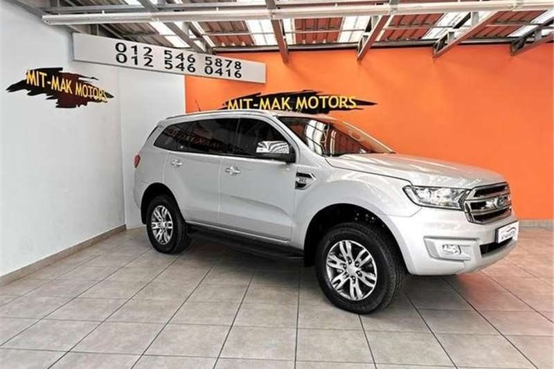 Ford Everest 3.2TDCi XLT 2017