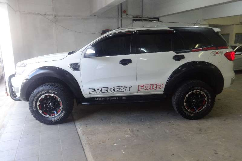 Ford Everest 4.0 TDCi 4x4 AUTO 2016