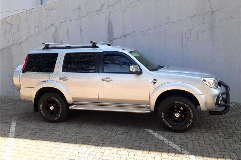 Used 2014 Ford Everest