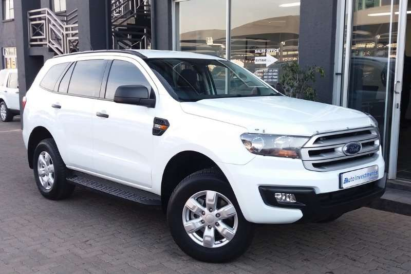 2018 Ford Everest 2.2 XLS