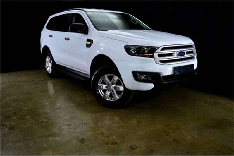 2018 Ford Everest 2.2 XLS auto