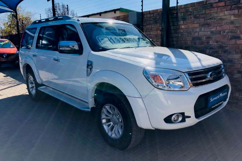 2014 Ford Everest 3.0TDCi XLT
