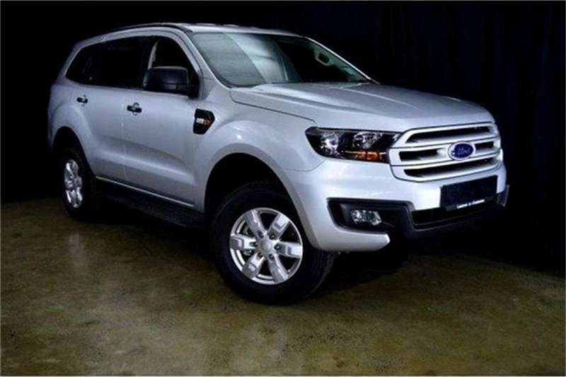 2019 Ford Everest 2.2 4WD XLS