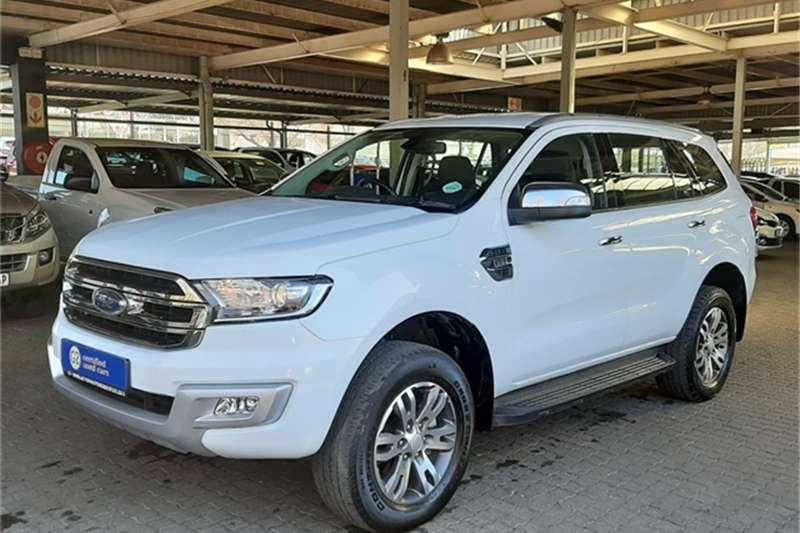2018 Ford Everest 3.2 XLT