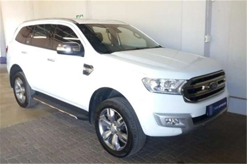 2015 Ford Everest 3.2 4WD Limited