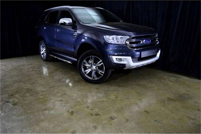 2018 Ford Everest 3.2 4WD Limited