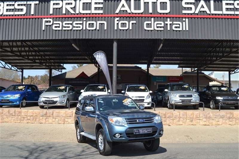2014 Ford Everest 3.0TDCi XLT