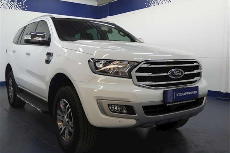 2019 Ford Everest EVEREST 2.0D XLT A/T
