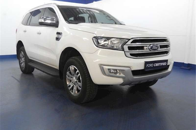 2019 Ford Everest EVEREST 2.0D BI TURBO LTD 4X4 A/T