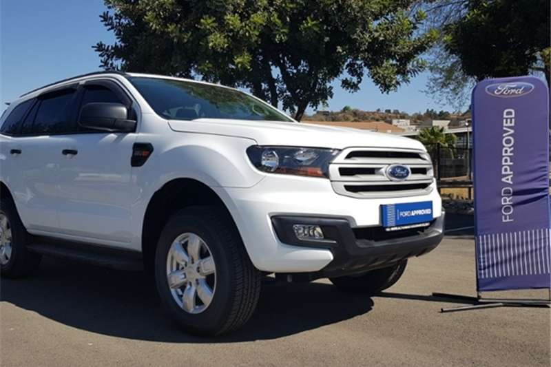2019 Ford Everest 2.2 XLS auto
