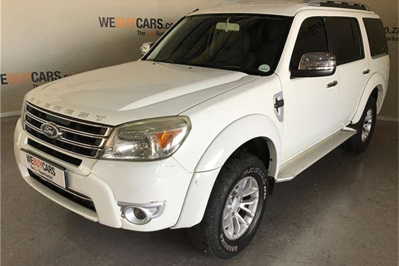 2014 Ford Everest 3.0TDCi 4x4 XLT