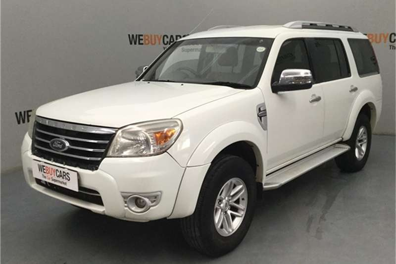 2010 Ford Everest 3.0TDCi XLT