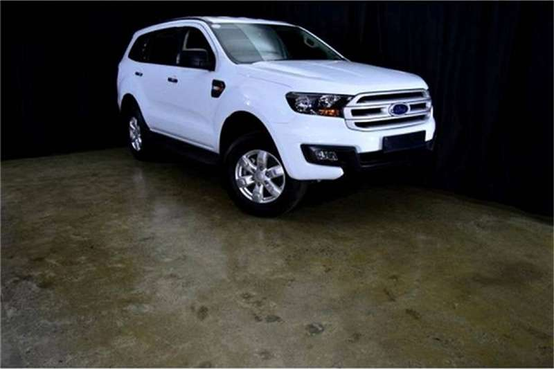 2018 Ford Everest 2.2 4WD XLS