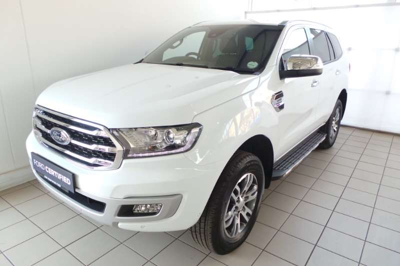 0 Ford Everest EVEREST 2.0D BI TURBO LTD 4X4 A/T
