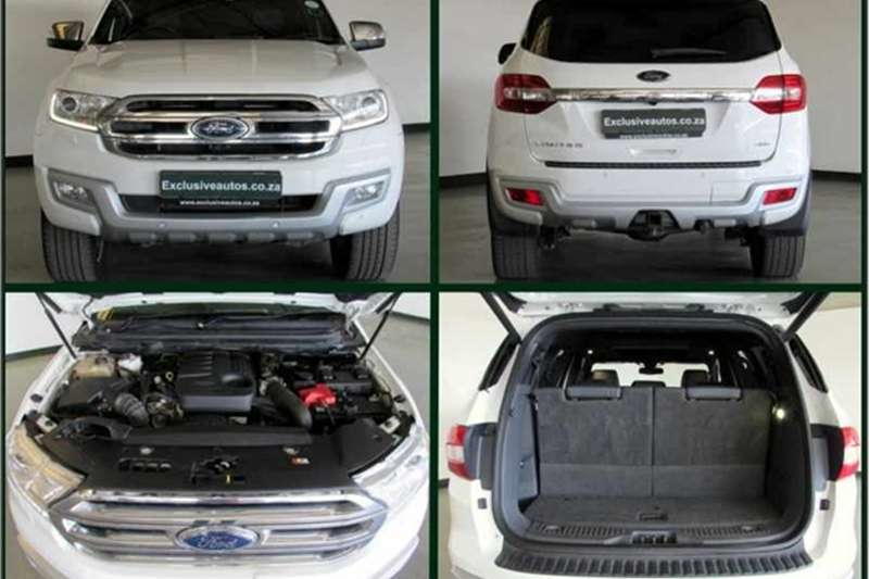 2016 Ford Everest 3.2 4WD Limited